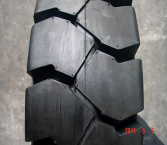 Шина массивная 6.50-10 /STD/ DEESTONE D306